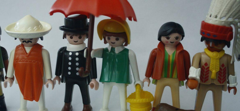 Die Geschichte der Playmobil Figuren
