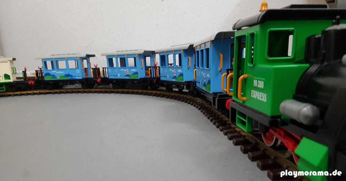 Neuauflage Personenzug-Set 4005-A
