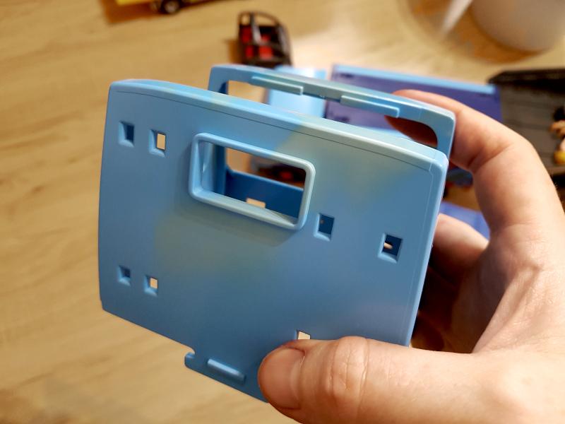 Extrem Altes vergilbtes Playmobil reinigen & pflegen - so geht es ganz HJ84