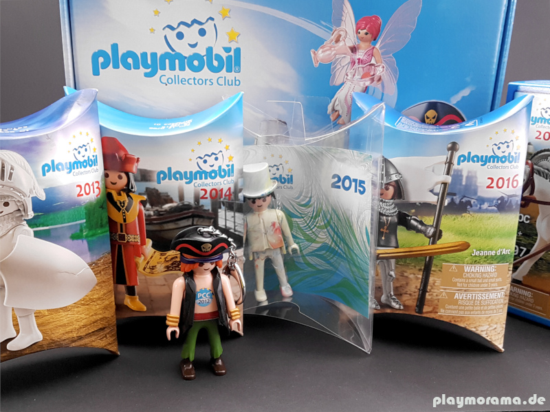 Figuren Playmobil Collectors Club