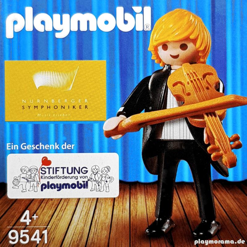 Nürnberger Symphoniker | Playmobil Sonder-Figur #9541