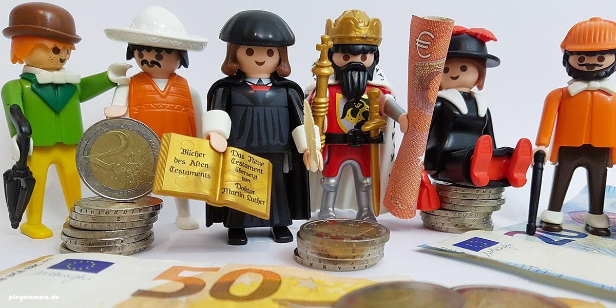 Welche Playmobil-Figur ist am meisten wert und welche Playmobil ist die teuerste?