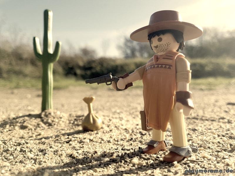 Western Revolverheld 9083 ais der Western Spielwelt