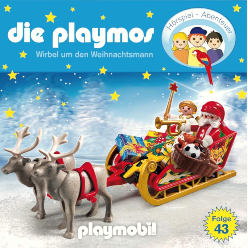 Die Playmos - Folge 43: Wirbel um den Weihnachtsmann