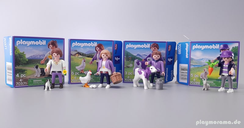 Playmobil & Milka Oster Promotion 2020