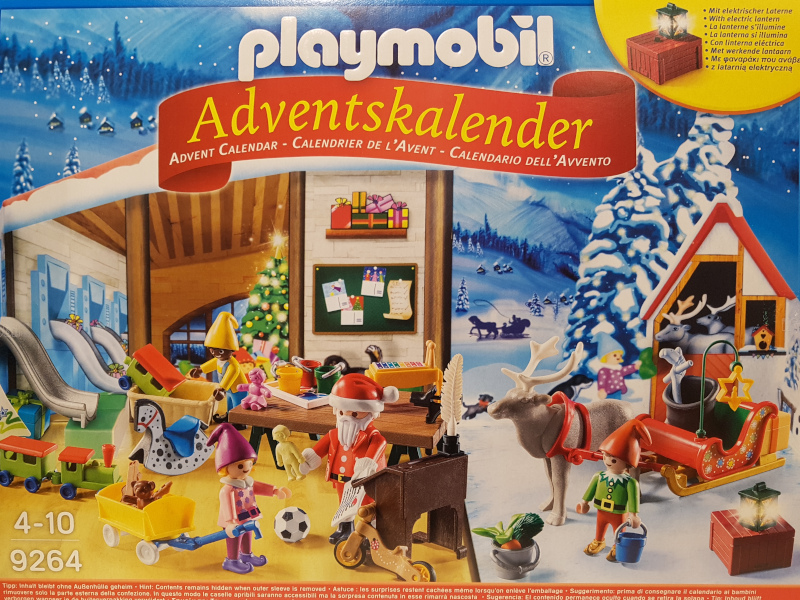 "Adventskalender ""Wichtelwerkstatt"" 9264"