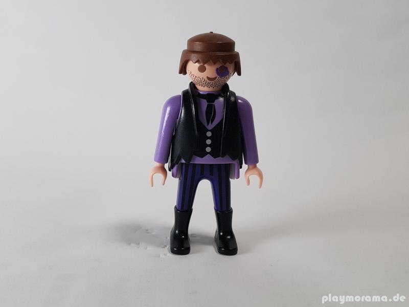 Eine Playmobil-Figur einfach zerlegen ist mit etwas Übung einfach.
