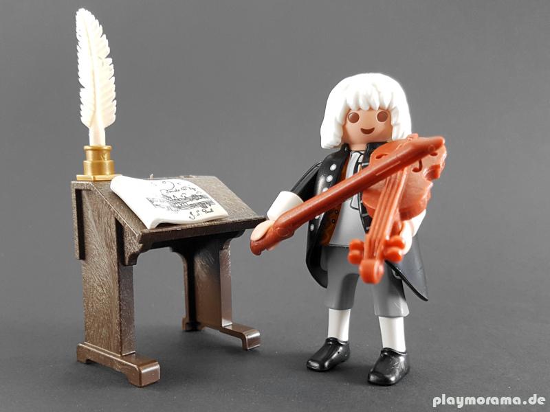 playmobil 70135 - Sonderfigur Johann Sebastian Bach