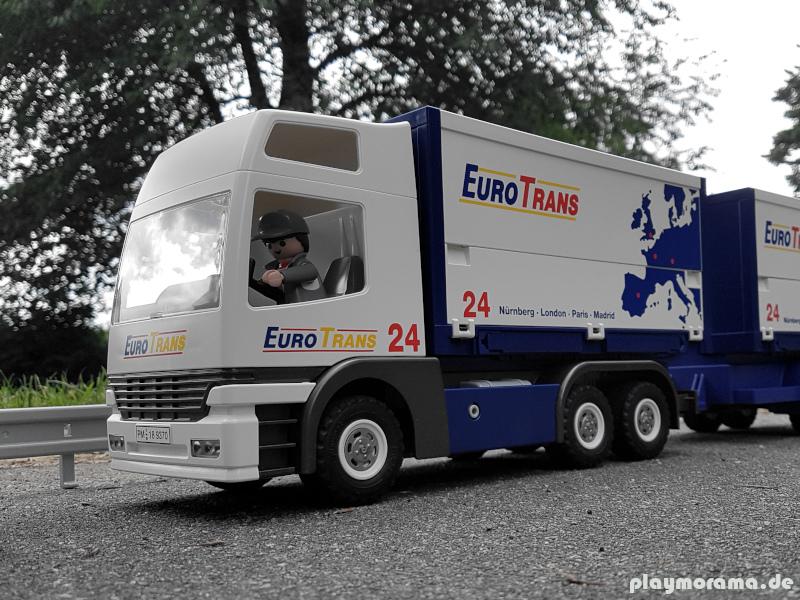 Wir haben Wünsche in die Spezifikation der LKW Umbauten aufgenommen