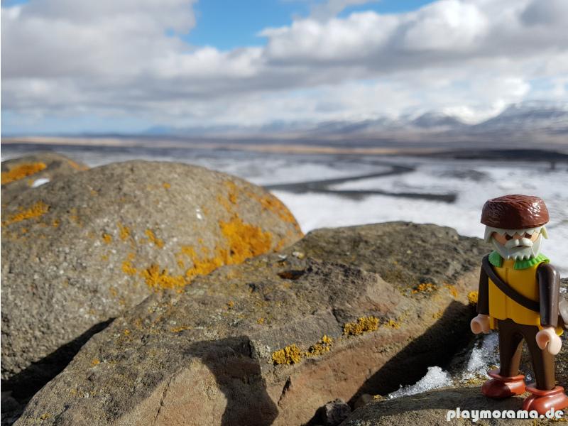 Ausblick auf Varmahlíð