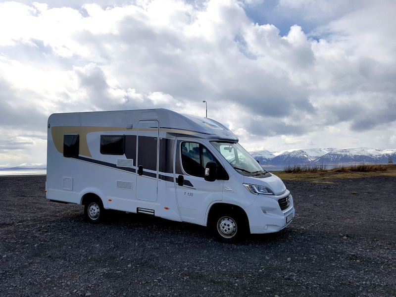 Unser mobiles Zuhause - gebucht bei CamperDays.de