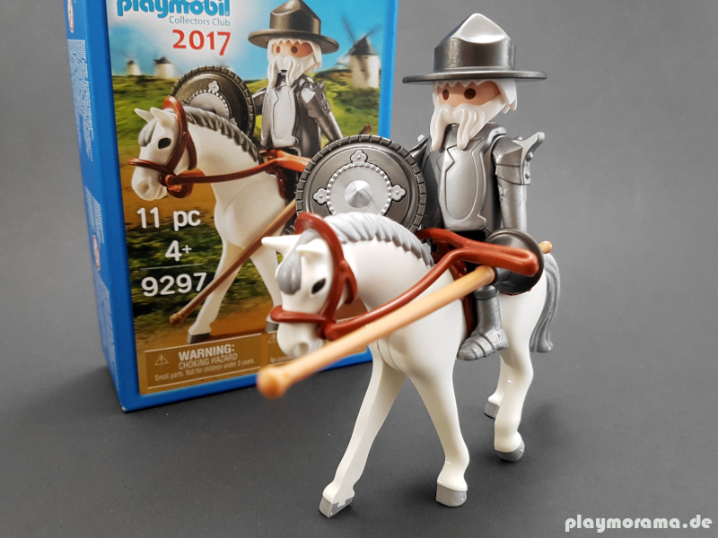 Don Quijote | Playmobil Collectors Club | 2017