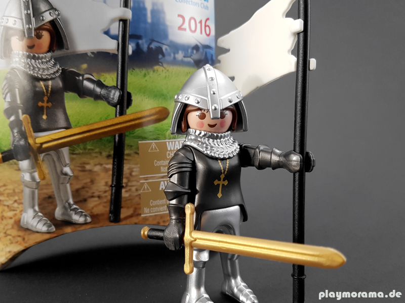 Jeanne D'Arc | Playmobil Collectors Club | 2016