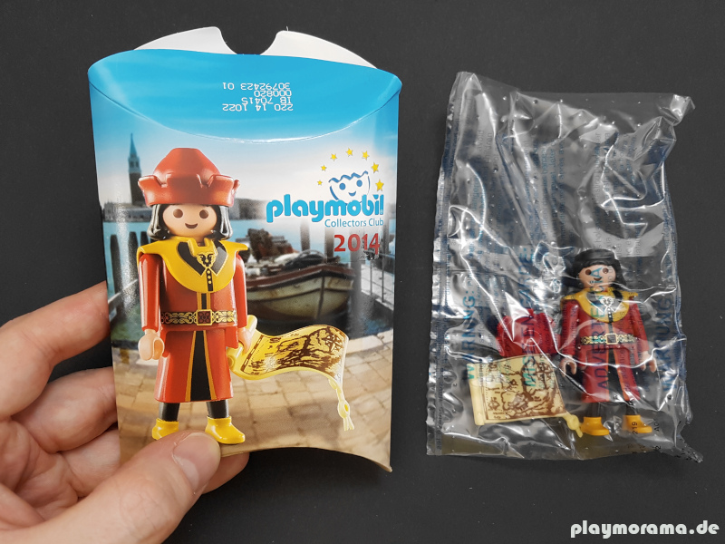 Marco Polo | Playmobil Collectors Club | 2014