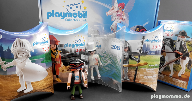 Playmobil Collectors Club Jahresfigur PCC