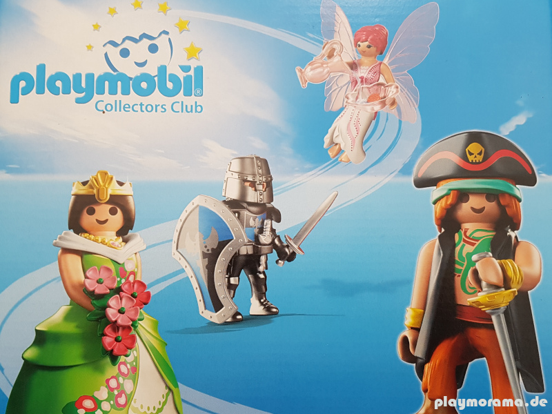 Playmobil Collectors Club