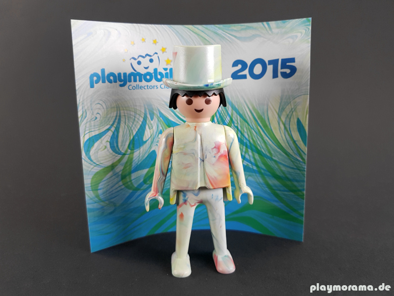 Regenbogen-Figur | Playmobil Collectors Club | 2015