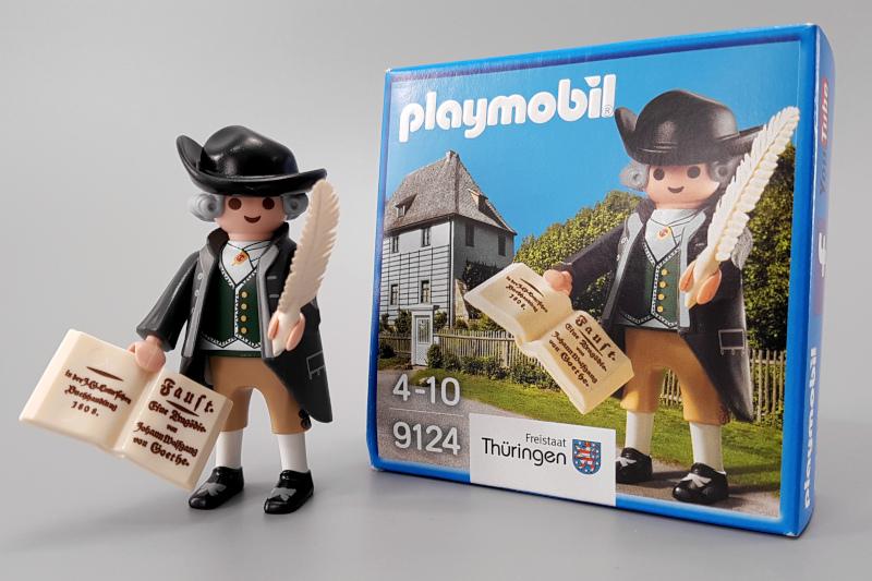 Playmobil Sonderfigur 9124 Johann Wolfgang von Goethe