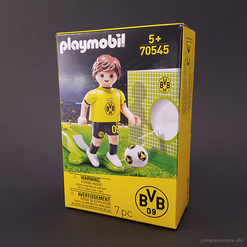 Borussia Dortmund BVB Playmobil Figur
