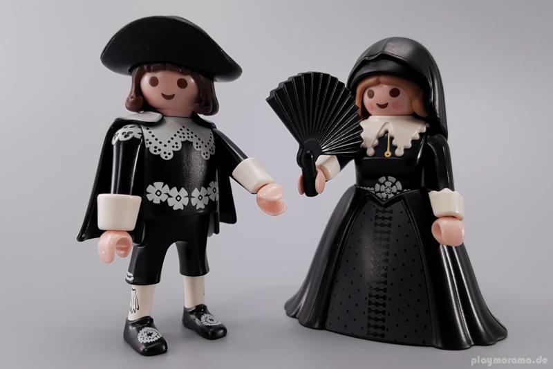 Marten Soolmans & Oopjen Coppit als Playmobil Figuren