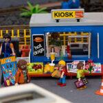 Playmobil Kiosk