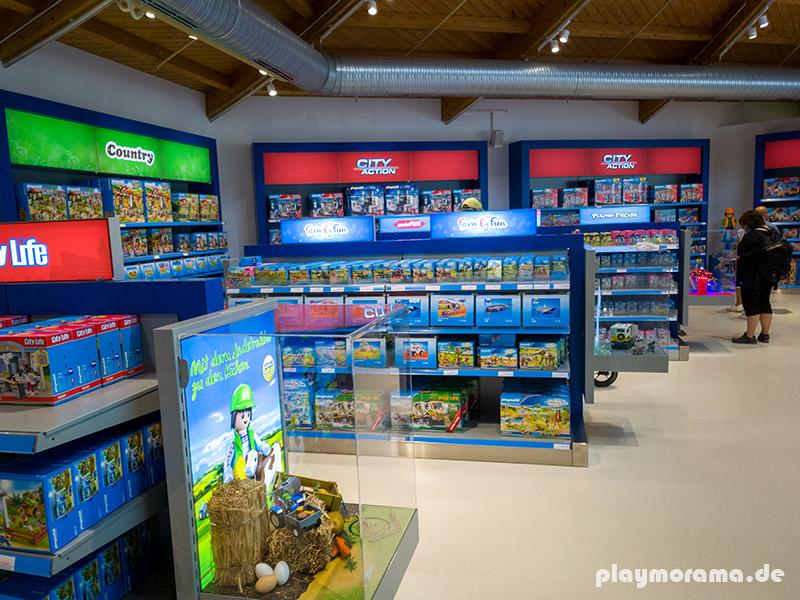Hier könnt ihr in die ganze Welt von PLAYMOBIL eintauchen: Der FunPark-Shop bietet euch das komplette PLAYMOBIL-Sortiment inklusive Ergänzungen und Zubehör.