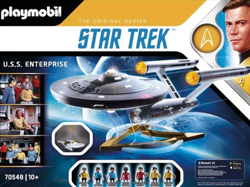 Playmobil 70548 Star Trek Raumschiff Enterprise